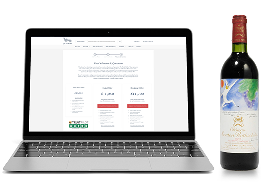 Value wine online free wine valuation tool